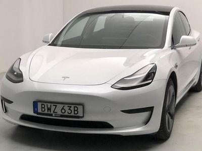 begagnad Tesla Model 3 Standard Range Plus RWD