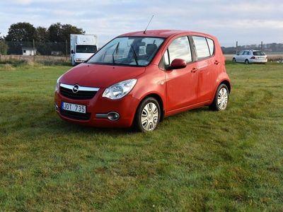 begagnad Opel Agila 1.0 ecoFLEX 65hk