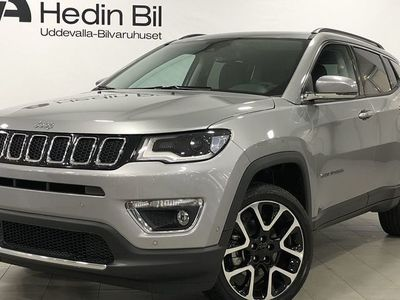 begagnad Jeep Compass SERIE 2 LIMITED 1.4 170HK AT9 AWD 19' MY19