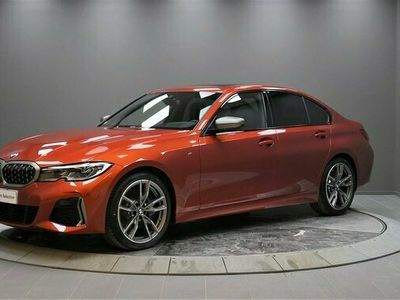 begagnad BMW 340 M i xDrive Sedan Navi Laserlight Head Up Dragkrok 2021, Sedan Pris 719 000 kr