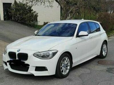 begagnad BMW 116 I M SPORT 1 ÄGARE Före detta leasing