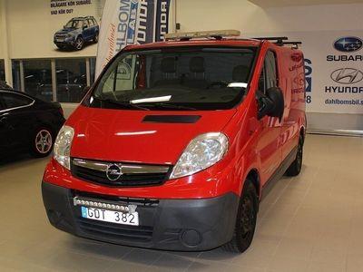 begagnad Opel Vivaro 2.0 CDTi L1H1 Skåp 2011, Personbil 75 500 kr