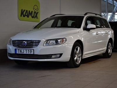 begagnad Volvo V70 D4 AWD MOMENTUM BE AUT, VOC, DRAG SoV