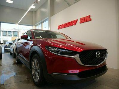 begagnad Mazda CX-30 2.0 SKYACTIV-X M Hybrid Aut Cosmo 186hk