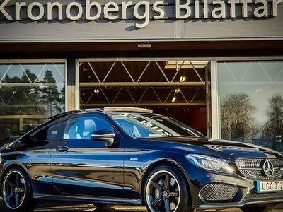 begagnad Mercedes C43 AMG A Benz AMGCoupé 4MATIC AMG Sport SE INFO 2016, Halvkombi 459 900 kr