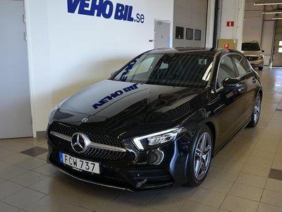 second-hand Mercedes A180 d AMG Line, Navigation, Backkamera,