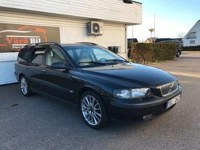 begagnad Volvo V70 2.4T Business 200hk