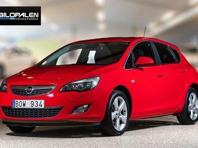 begagnad Opel Astra 140hk