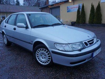 brugt Saab 9-3 2.0t Aut 7500 Mil -03