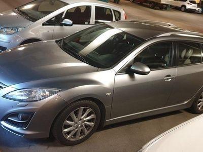 begagnad Mazda 6