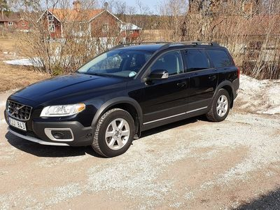 begagnad Volvo XC70 D5 AWD Geartronic Momentum 185hk -09
