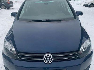 begagnad VW Golf Plus 1.6 TDI DSG Sekventiell