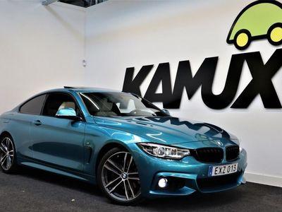 begagnad BMW 430 i Coupé M Sport