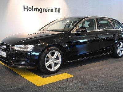 brugt Audi A4 2.0 TDI QUATTRO (190hk) S-TRONIC