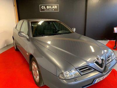 begagnad Alfa Romeo 166 2.0 TS 155hk