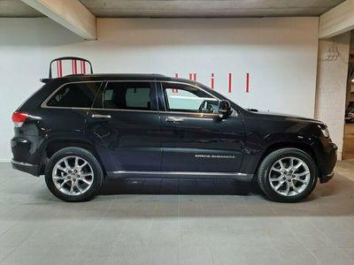 begagnad Jeep Grand Cherokee 3.0 V6 Summit 4WD Automat Euro 6 250hk