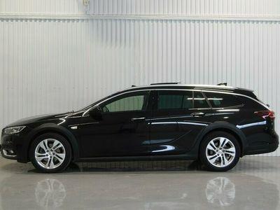 begagnad Opel Insignia Country Tourer CDTI 4x4 210HK Drag Värmare