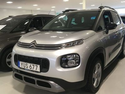 begagnad Citroën C3 Aircross 1.2 Automat 110Hk Motor & Kupévärmare