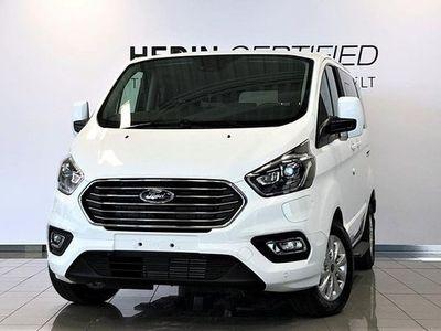 begagnad Ford Tourneo TITANIUM 320 L1 LADDHYBR 2020, Minibuss 607 375 kr