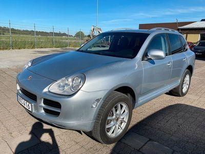begagnad Porsche Cayenne S AUT SV-SÅLD NAVI DRAG 2-ÅRS
