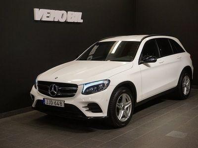 begagnad Mercedes GLC220 d 4M 220d 4MATIC Backkamera Värmare Navi ILS