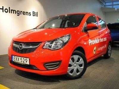 begagnad Opel Karl Enjoy 5d 1.0 75hk
