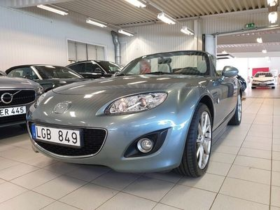 begagnad Mazda MX5 Roadster Coupe 1.8