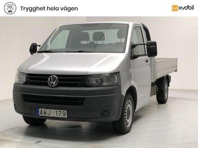 begagnad VW Transporter Chassi T5 2.0 TDI Pickup (140hk)