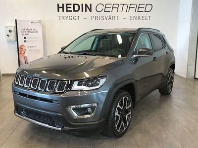 begagnad Jeep Compass Limited PHEV 1,3 GSE T4 190hp AT6 4xe