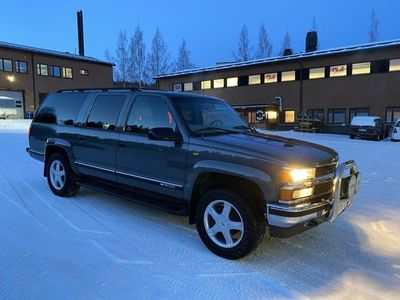 begagnad Chevrolet Suburban 4x4 8 sits 1 ägare