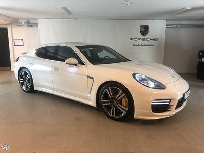 gebraucht Porsche 911 Turbo S Panamera- Sv-såld -16