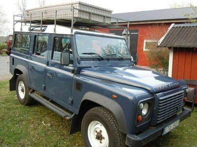 begagnad Land Rover Defender