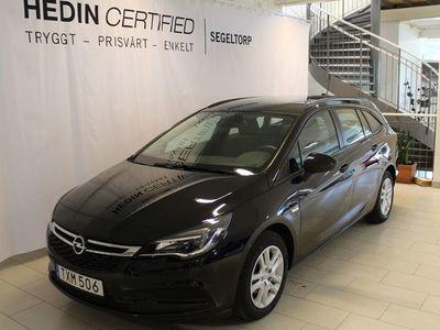brugt Opel Astra 1,4T Sports Tourer 125hk S+V-hjul