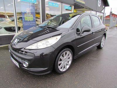 begagnad Peugeot 207 5-dörrar 1.6 THP GT 2007, Halvkombi 39 000 kr
