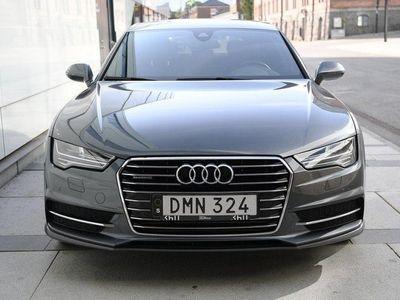 "begagnad Audi A7 S-Line Sport Edition 2,95% / inbyte / 21"""