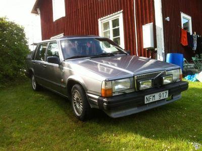 used Volvo 740 GLE -88