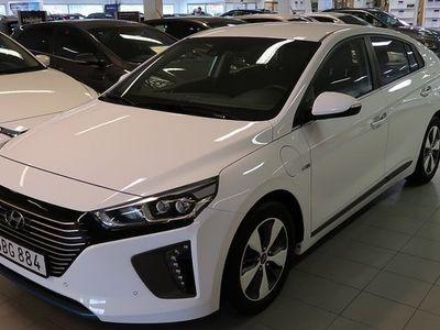 begagnad Hyundai Ioniq Plug-in 1.6 Premium 2019, Sedan 249 000 kr