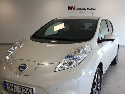 begagnad Nissan Leaf TEKNA BOSE LEATHER 30 kWh -17