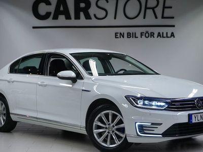 begagnad VW Passat GTE Plug - in Hybrid Drag Värmare