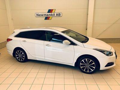 begagnad Hyundai i40 cw 1.7 CRDi 141hk Busnies +