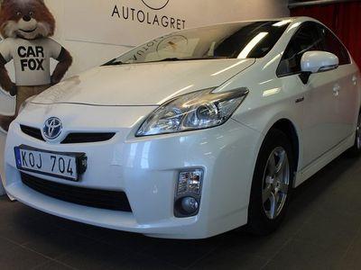 begagnad Toyota Prius 1.8 VVT-i + 3JM CVT NYSERV 136hk