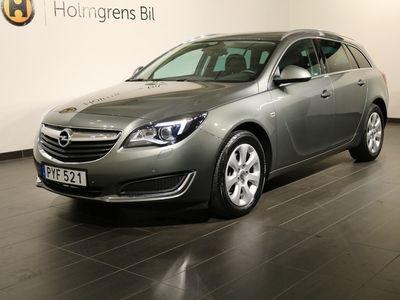 gebraucht Opel Insignia Business Sports Tourer 2.0 CDTI 4x4