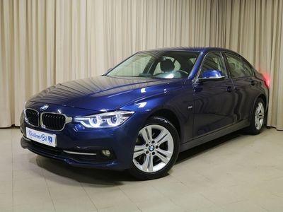 begagnad BMW 320 d Sedan F30 Sport line Euro 6 (190hk)