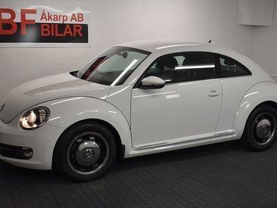 """begagnad VW Beetle The 1.2 TSI BlueMotion Euro 6 """""""" 2016, Halvkombi 142 500 kr"""