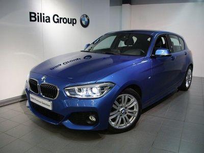 begagnad BMW 118 i 5d M Sport Euro 6 136hk