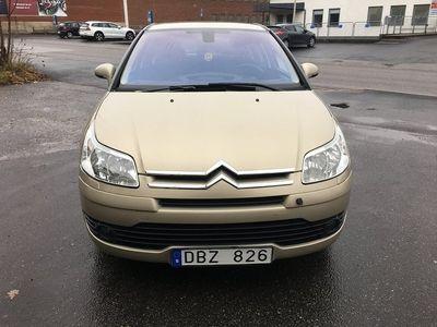 begagnad Citroën C4 1.6 (109hk) Besiktigad