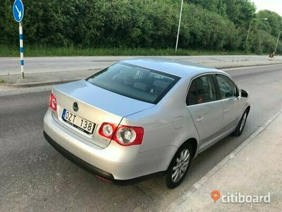 begagnad VW Jetta 1.4