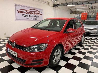 begagnad VW Golf 5-dörrar 1.6 TDI 4Motion Comfort 105hk