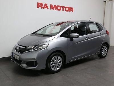 begagnad Honda Jazz 1,3 i-VTEC Elegance Aut Motorv/Farth/Bluetooth