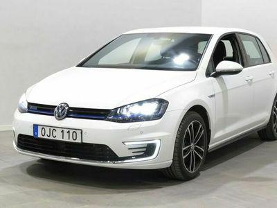begagnad VW Golf GTE Plug - In Hybrid 1.4 TSi DSG6